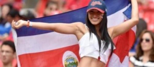 Costa Rica-Inghilterra, martedì 24 alle 18:00