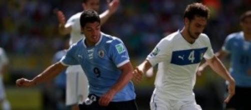 Italia Uruguay Mondiali 2014, ultime notizie