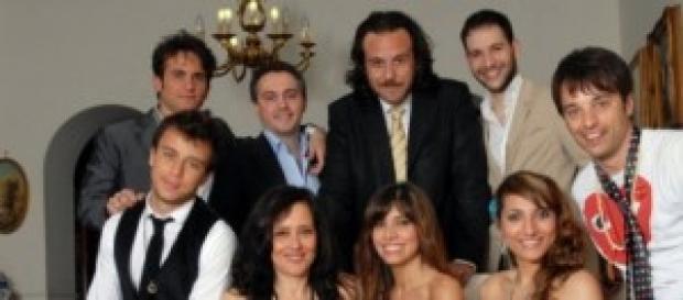 """Cast storico della soap opera """" Tempesta d'amore """""""