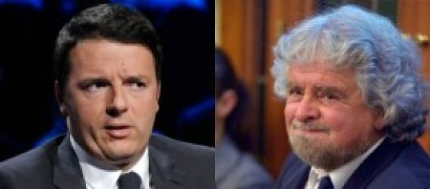 Diretta streaming M5S - PD incontro Renzi - Grillo