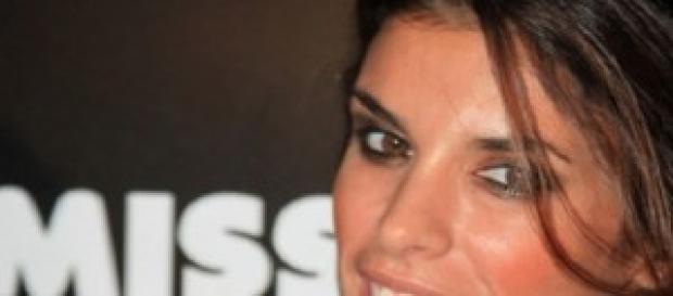 Elisabetta Canalis reduce dal Libano per l'Unicef