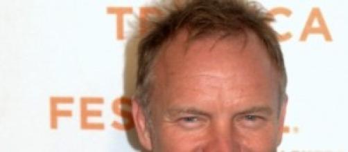 Sting celebre cantautore britannico