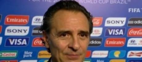 Cesare Prandelli vuole battere l'Uruguay