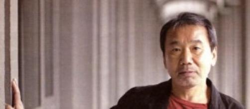 El escritor japones Haruki Murakami