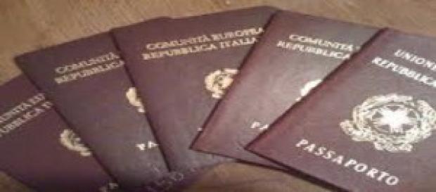 Aumento tassa per il rilascio del passaporto