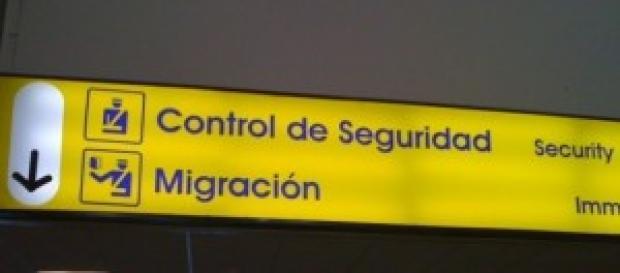 Controlo de Segurança e Imigração