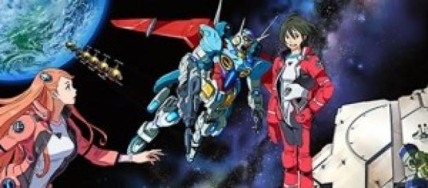 Gundam G no Reconguista la nuova serie animata