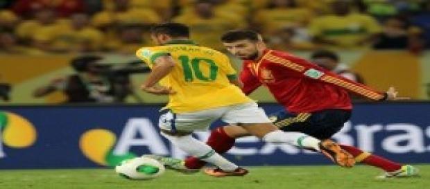 Rai 1 trasmette Brasile-Cile