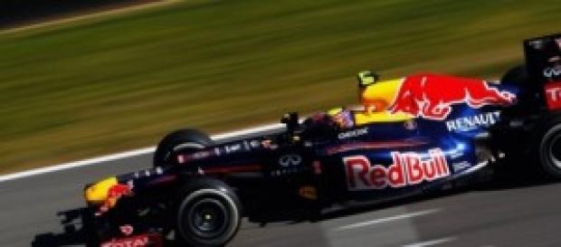 Red Bull Racing Team 2014