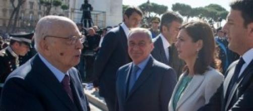 Amnistia e indulto, novità da Renzi e Napolitano?