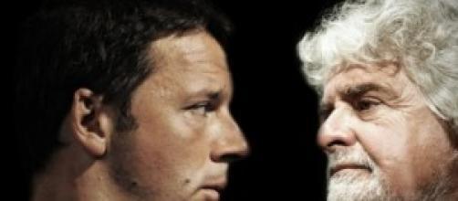 Renzi e Grillo, il dialogo va avanti