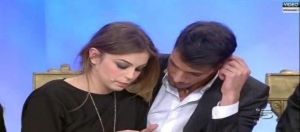Aldo e Alessia insieme a Parigi