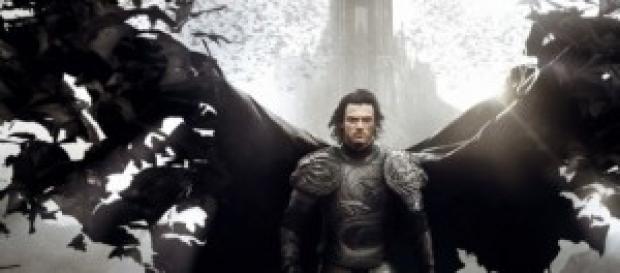 Cartel Drácula: La leyenda Jamás contada