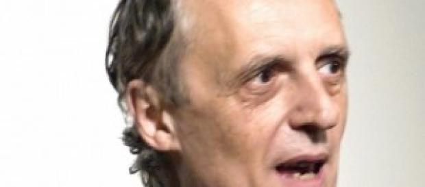 Incidente domestico per Dario Argento