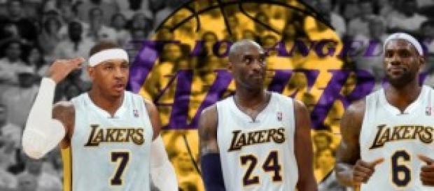 Kobe, Melo y LeBron... su futuro en el aire