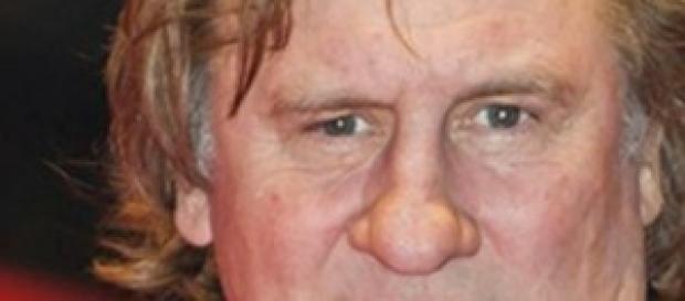 il noto attore J.Depardieu