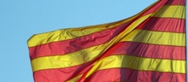 Imagen de bandera de Catalunya
