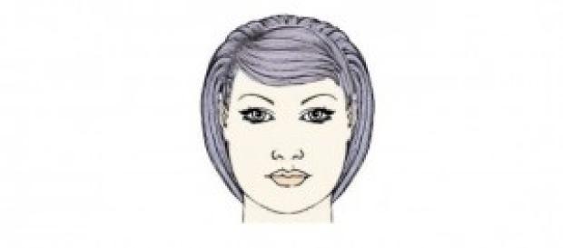 Taglio capelli per il viso tondo