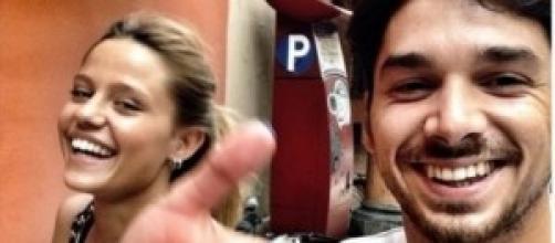 Andrea Cerioli dopo il GF trova l'amore con Zoe