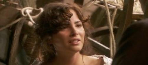 Il Segreto: Enriqueta tenta di uccidere Olmo