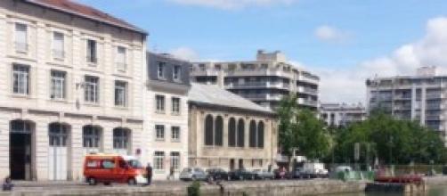 Paris_XIXème arrondissement_Bassin-de-la-Villette