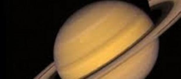 Immagine del pianeta Saturno