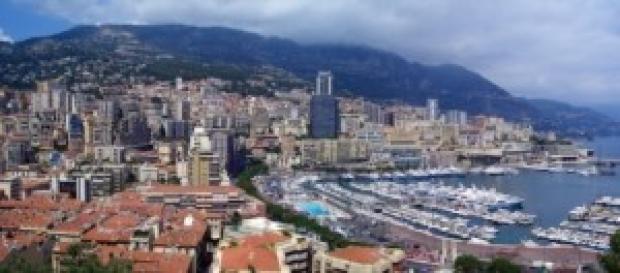 Principato di Monaco: vista panoramica
