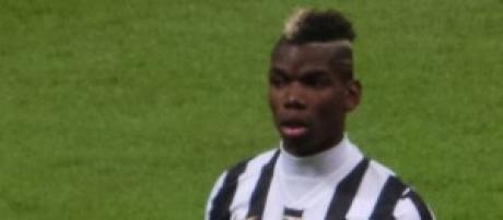 Paul Pogba centrocampista Juventus