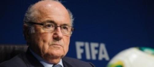 Joseph Blatter apre all'uso della moviola in campo