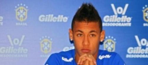 Neymar fuoriclasse nazionale brasiliana