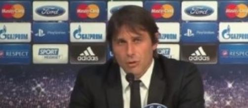 Antonio Conte allenatore della Juventus