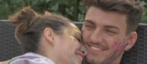 Primo mese di fidanzamento per Marco e Beatrice