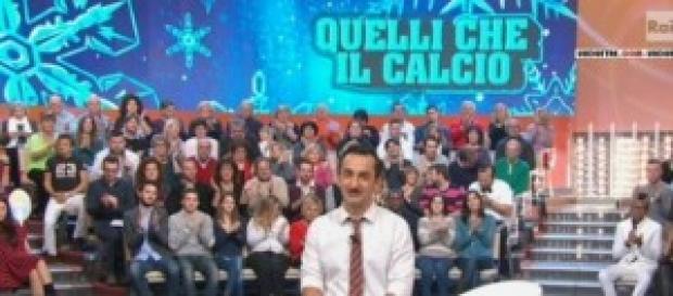 """Nicola Savino conduttore di """"Quelli che il calcio"""""""