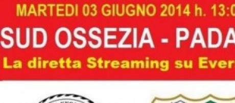 Mondiali di calcio: Padania contro Sud Ossezia