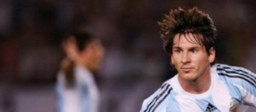 Argentina-Trinidad & Tobago 5 giugno 00:30