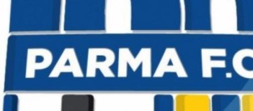 Il logo del Parma 2013-2014