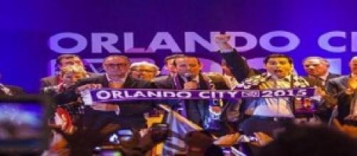 Orlando City, clube de futebol de Flávio Augusto.