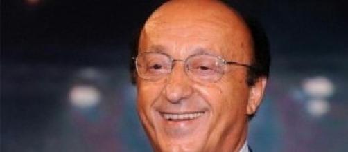 Luciano Moggi svela il mercato della Juve.
