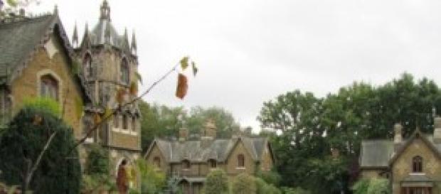 misteriosi cottage inglesi