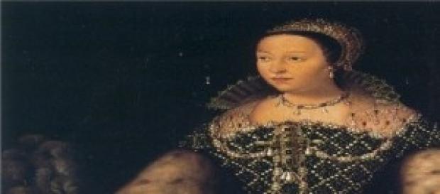Un ritratto di Caterina de Medici