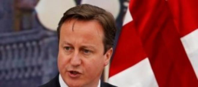 Ο Βρετανός πρωθυπουργός Ντέιβιντ Κάμερον