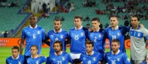 Italia - Lussemburgo: orario diretta tv di stasera