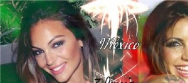 7 giugno, Sarah Nile e Veronica Ciardi in Messico