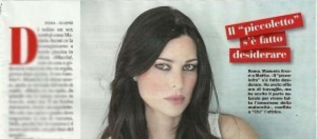 Gossip news, Manuela Arcuri