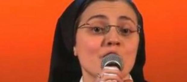 Suor Cristina favorita per vittoria The Voice