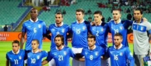 Italia-Inghilterra, quale sara la formazione?