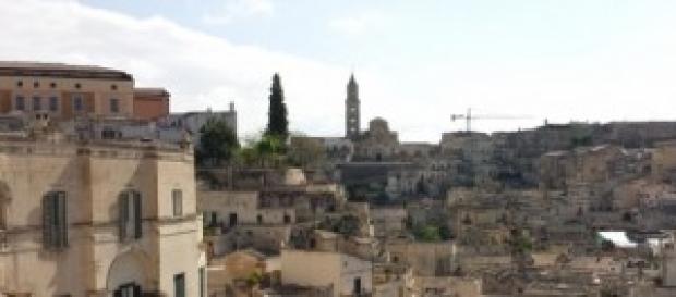 Panorama del Sasso Barisano dal belvedere