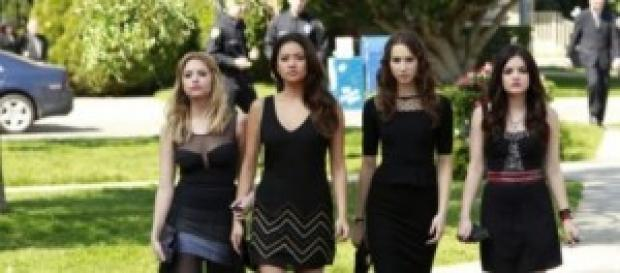 Pretty Little Liars 5: anticipazioni
