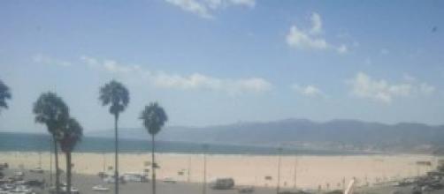 Los Angeles mare.Qui hanno fatto la serie Baywatch