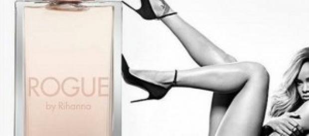 Rihanna: censurata la pubblicità di Rogue